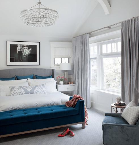 Банкетка в спальню: 140 фото красивой и современной мебели для спальни