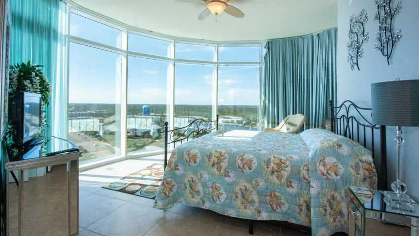 Бирюзовая спальня — лучшие варианты сочетания и дизайна спальни бирюзового цвета (200 фото)