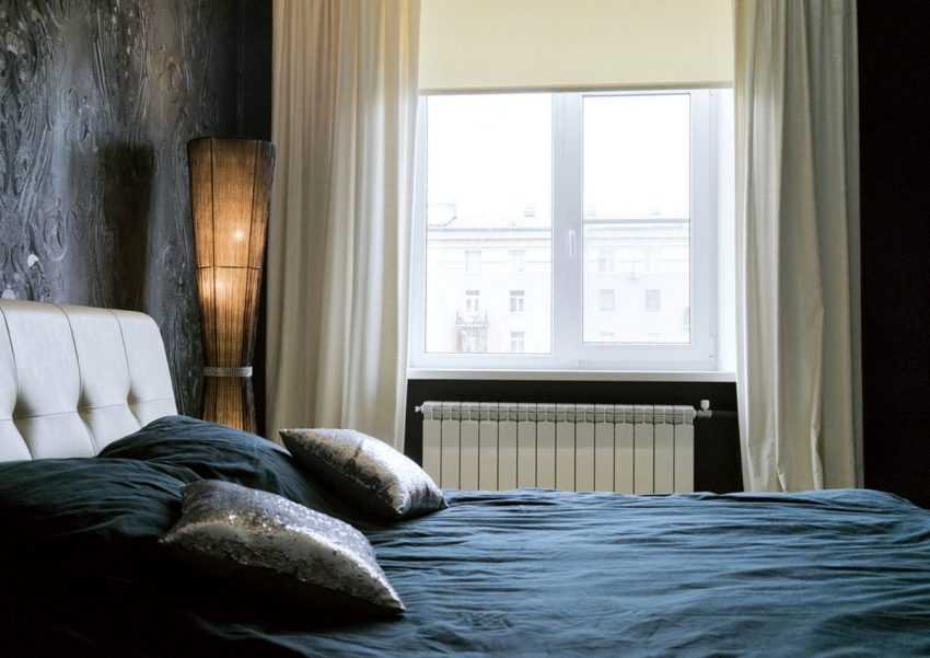 Красивые шторы в спальню — реальные фото новинок дизайна штор в спальне
