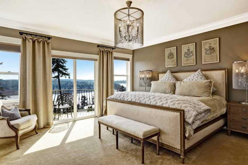 Модные спальни: новинки дизайна, варианты сочетания, современный стиль, 150 фото идей для спальни