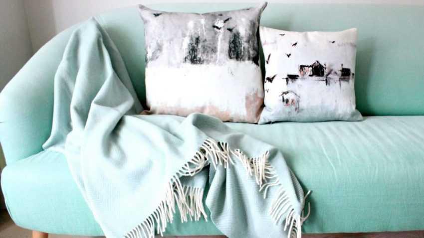 Мятная спальня: 100 фото новинок дизайна спальни в нежно-зеленых тонах