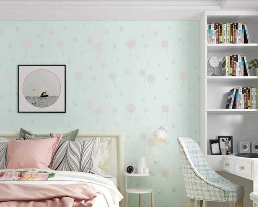 Однотонная спальня — идеальное сочетание цвета однотонных обоев в интерьере спальни (110 фото)