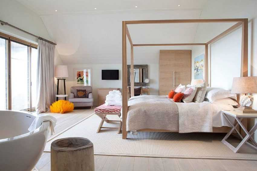 Спальня в скандинавском стиле: особенности стиля, выбор и сочетание цвета, новинки дизайна (150 фото)