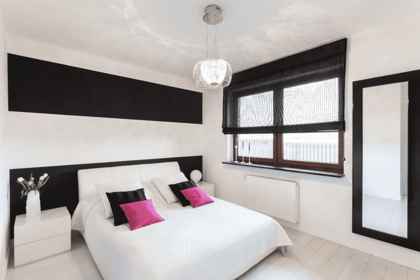 Спальня в стиле минимализм — реальные примеры современного дизайна (150 фото новинок)