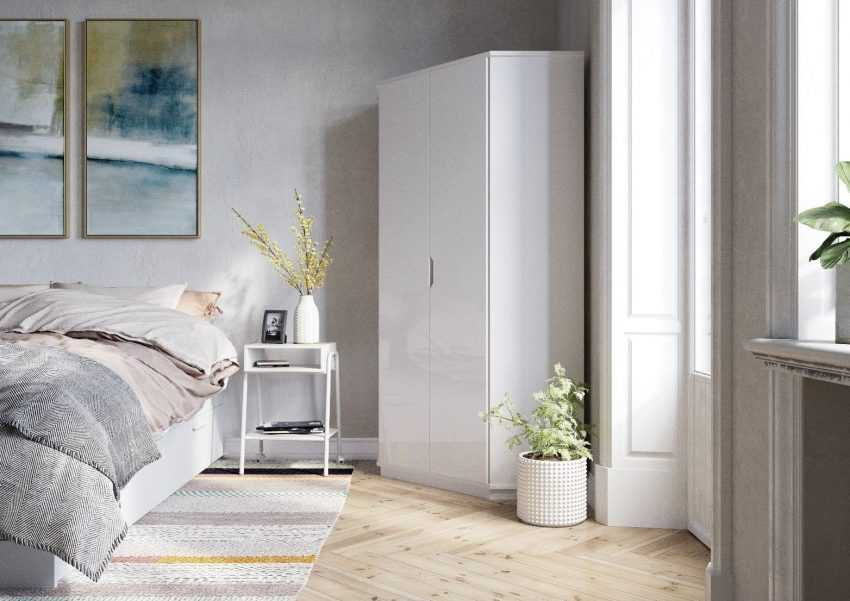 Угловая спальня: варианты идеальной планировки и удобного размещения угловой мебели в спальне (100 фото дизайна)