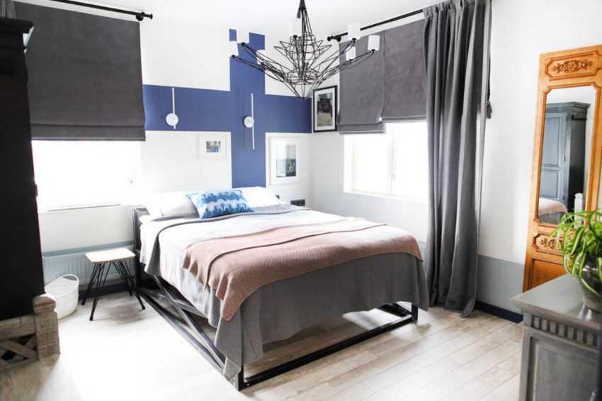 Занавески в спальню: 120 фото новинок дизайна