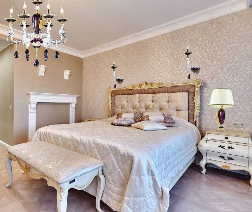 Бра в спальню — обзор современных моделей и новинок дизайна (100 фото)