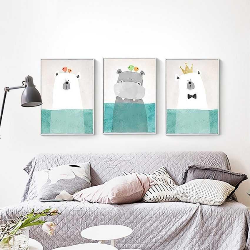 Картины для спальни на стену и над кроватью — обзор всех вариантов. Инструкция как выбрать и где разместить картину в интерьере спальни (100 фото)