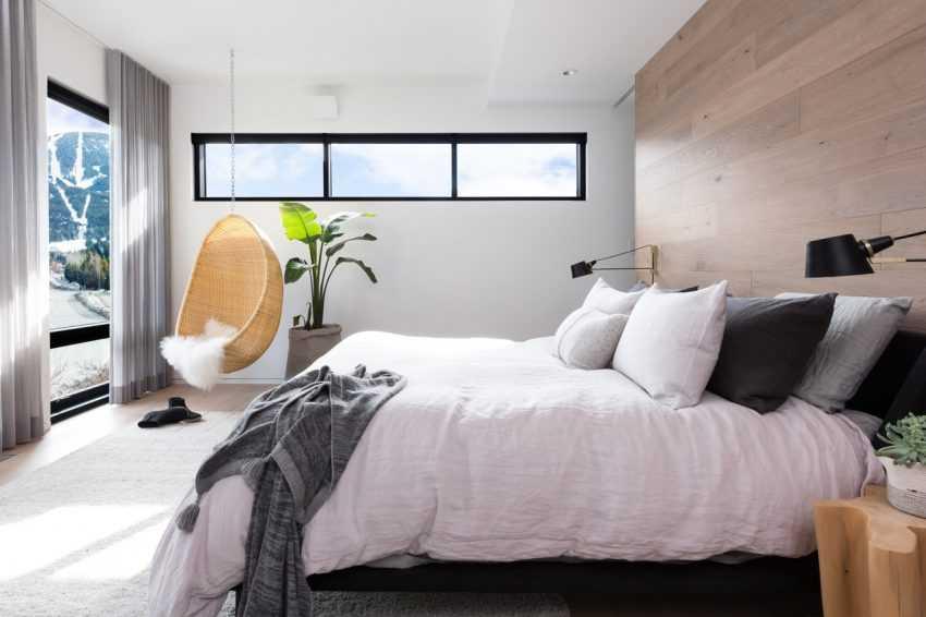 Небольшая спальня: варианты идеальной планировки, зонирования и новинки дизайна маленькой спальни (100 фото)