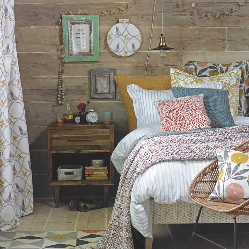 Спальня в стиле кантри — 120 фото новинок дизайна. Лучшие примеры оформления интерьера в стиле кантри