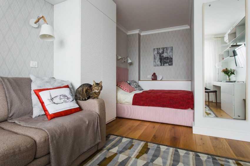 Зонирование спальни — 140 фото удачных вариантов планировки для современной спальни